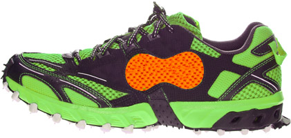 small image of Peanut running shoe