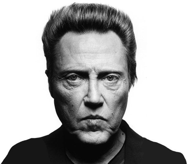 large image of Walken